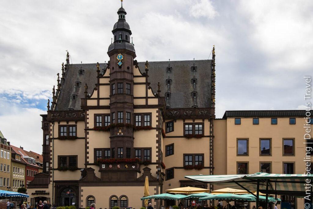 Schweinfurt Sehenswürdigkeiten: Rathaus
