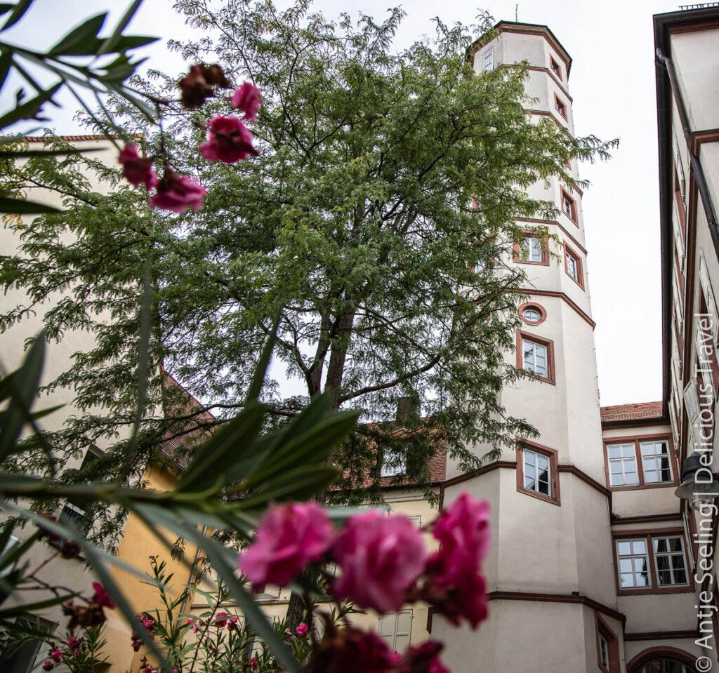 Schweinfurt Sehenswürdigkeiten: Schrotturm Altstadt