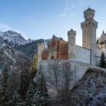 Urlaub in Bayern Schloss Neuschwanstein