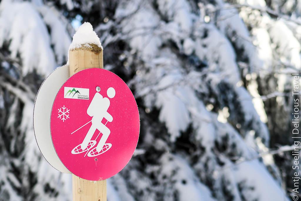Winterwanderung Schwarzwald