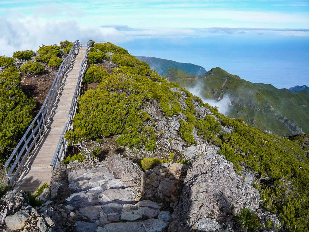 Wanderung Pico Ruivo