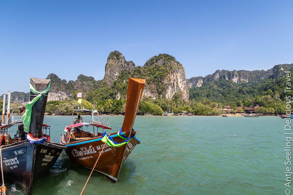 Inselhopping Thailand Railey