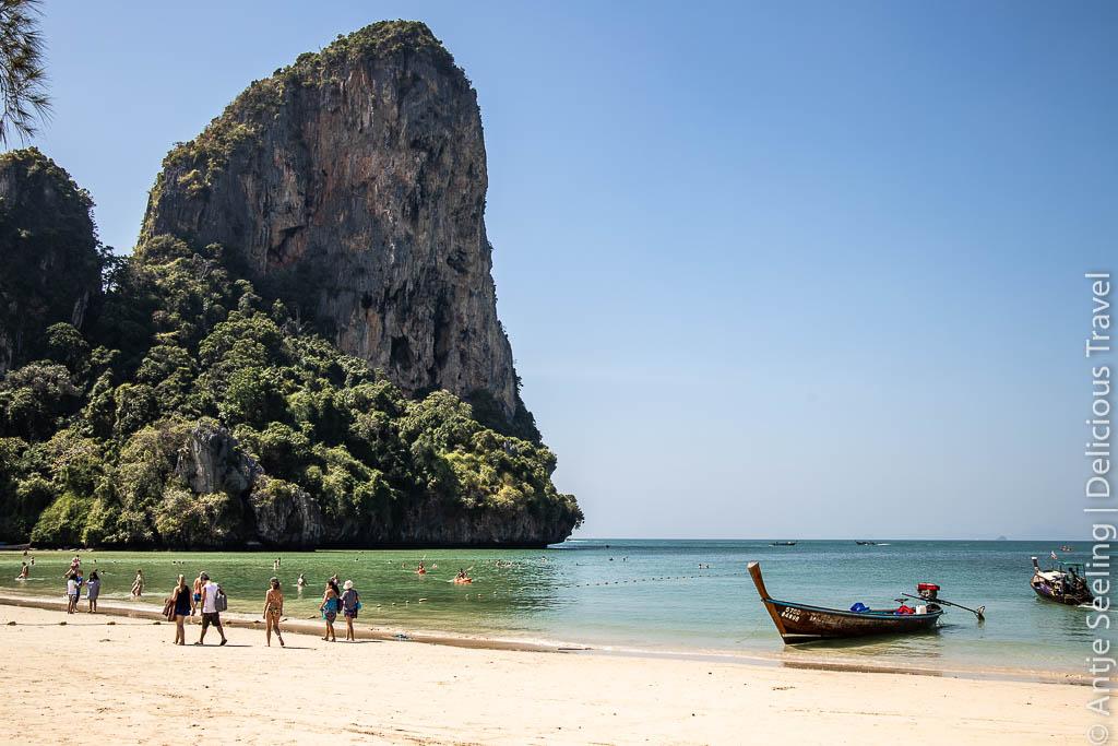 Inselhopping Thailand