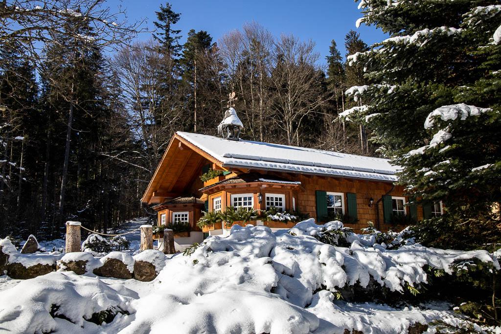 Baiersbronn Winterwandern