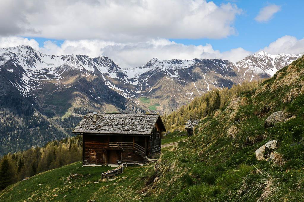 Almenweg 2000 in Südtirol