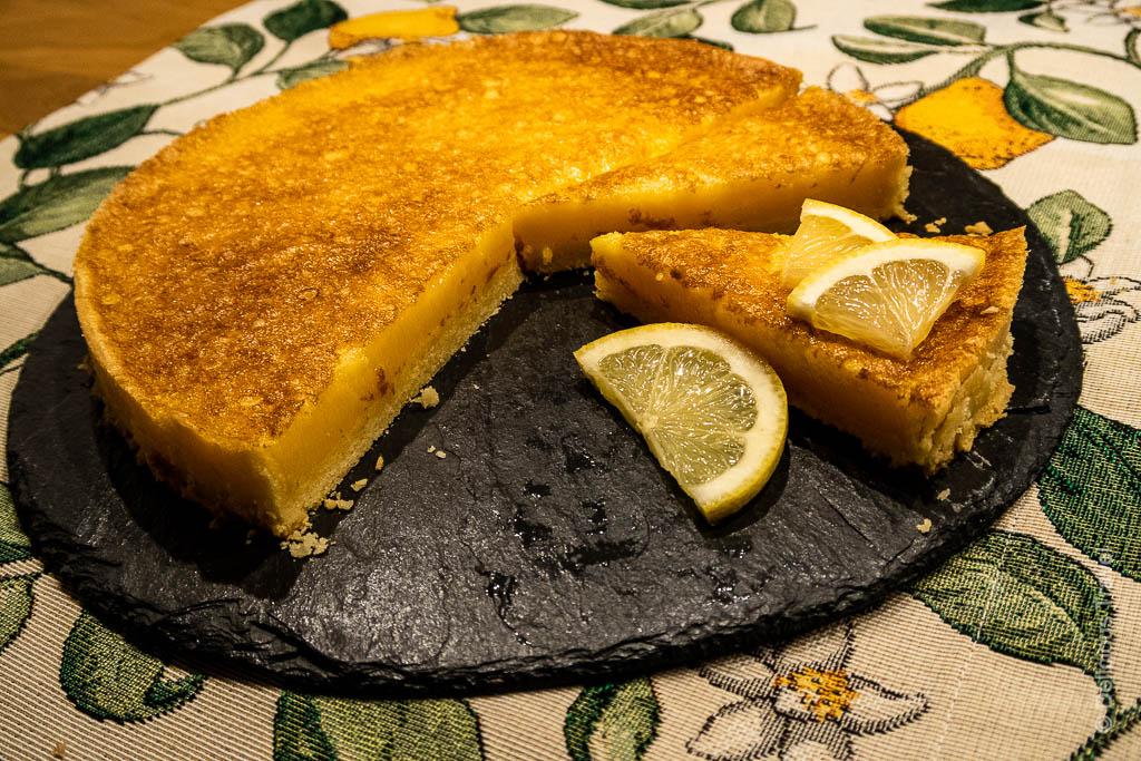 C'est délicieux: Tarte au citron