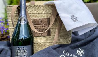Champagner Charles Heidsieck Picknickplätze Stuttgart