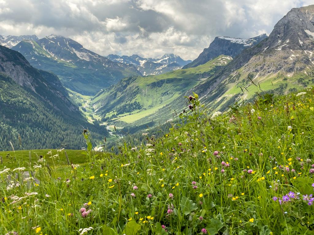 Bergsommer – ein Genuss-Wochenende in Lech am Arlberg