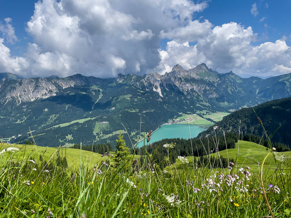 Tannheimer Tal: Wandern mit Haubenküche