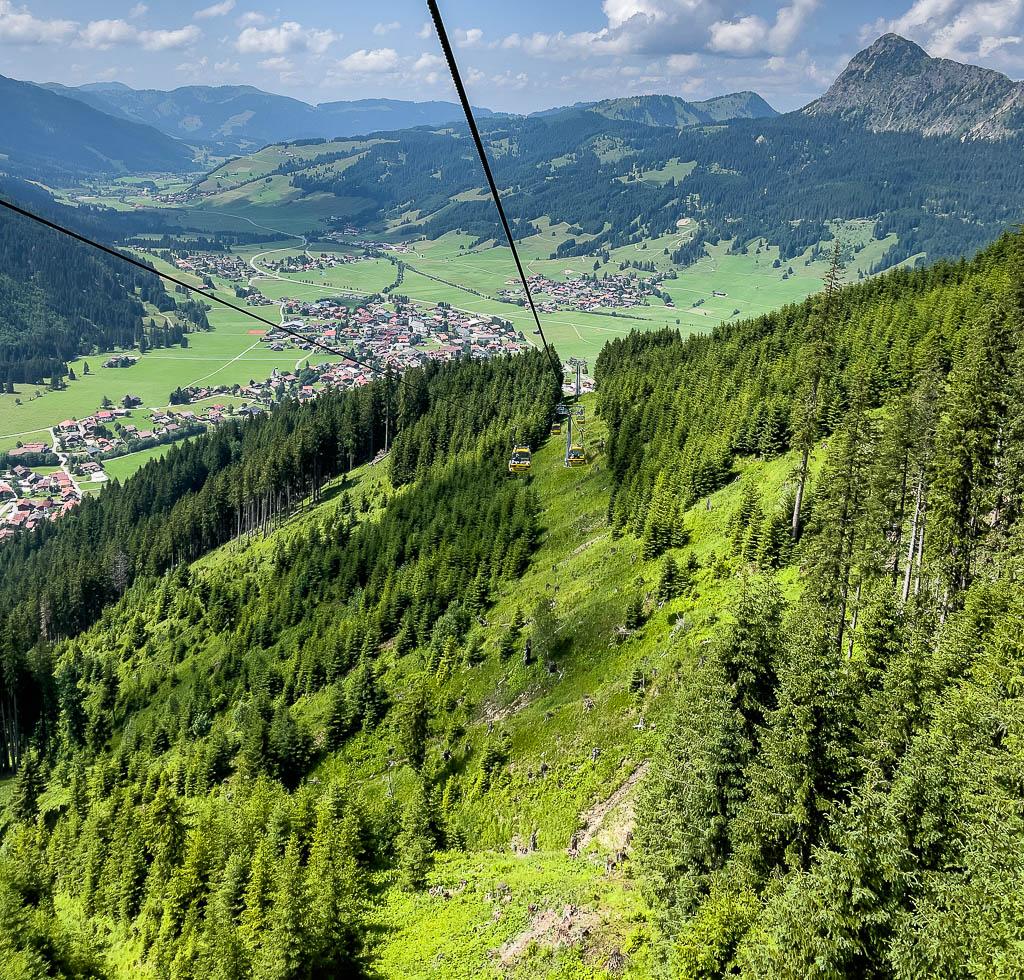 Bergbahn Tannheimer Tal