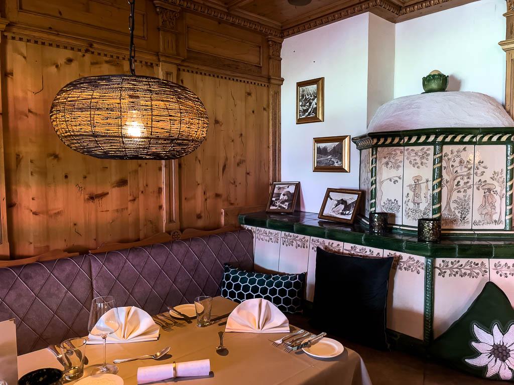 Tannheimer Stube Gourmetrestaurant