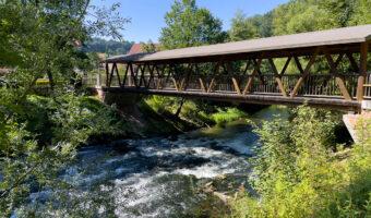 Nagoldtalradweg Brücke